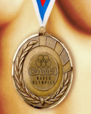 Concurso Cam4 Juego Olímpicos Desnudos – Naked Olympics 2012