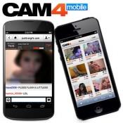 Cam4 Móvil para iPhone, iPad, Android, y Más!