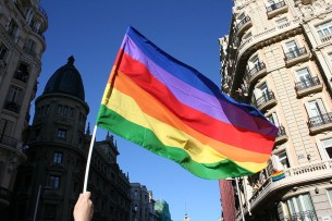 Vive la Fiesta en el Día del Orgullo Gay de Madrid