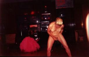 El show erótico de Sticky Vicky