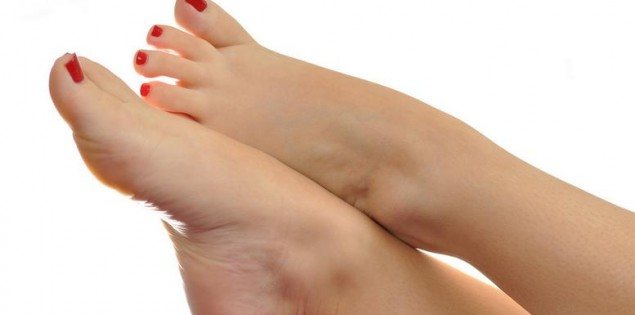 Fetiche de pies: Os están esperando en CAM4