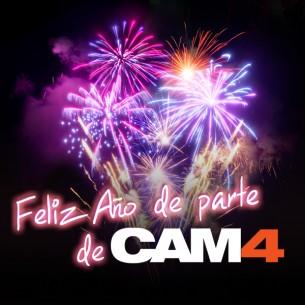 ¡CAM4 os desea un feliz 2015!