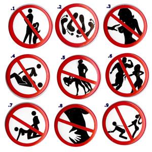 6 sorprendentes leyes sobre el sexo