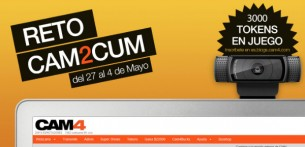 Concurso CAM4 Cam2Cum: 3000 tokens en juego! Inscripciones abiertas!