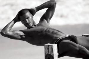 El jugado de fútbol más buenorro de Reino Unido: David Beckham
