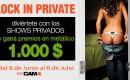 Concurso de shows privados Lock in Private 3.0 – Empezamos!!!