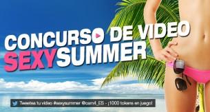 Concurso de Videos de Verano de CAM4 #sexysummer