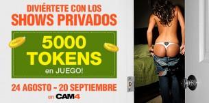 Concurso de Shows Privados: Los Ganadores!!!