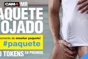 CAM4 Corona a Mr Paquete Mojado 2015