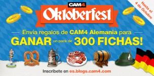 Sorteo de Oktoberfest!: Gana un pack de 300 fichas enviando regalos!!