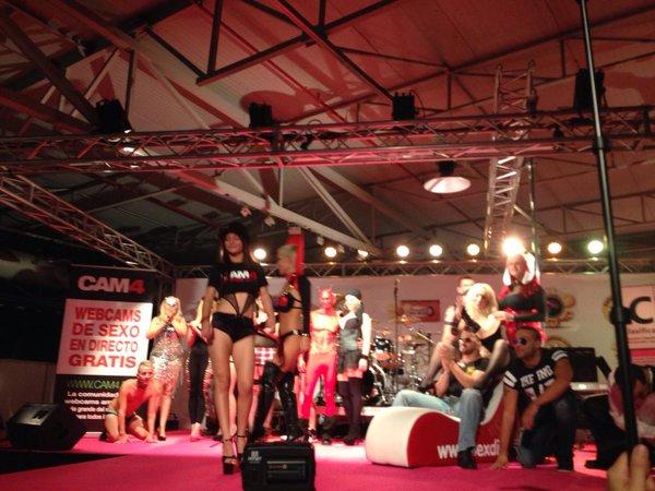 CAM4 se hace notar en el Festival de Alicante 2015