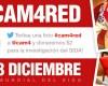 El Rojo es Sexy: Twitea tu foto #cam4red y colabora con el día mundial del SIDA
