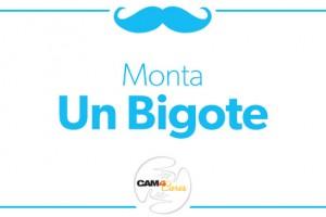 ¿No te dejas bigote? Solidarízate con Movember con los regalos CAM4!