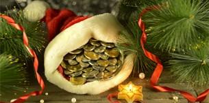 Lotería de Regalos de Navidad: Gana un pack de 300 fichas!