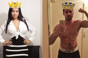 Los Reyes y Reinas del Mundo Porno de CAM4