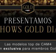 Shows Gold de CAM4: Marzo 2016 (ACTUALIZADO)