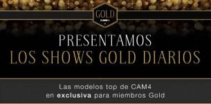 Shows Gold Febrero 2016 (ACTUALIZADO)