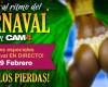 El Carnaval Brasileño en las webcams de CAM4!