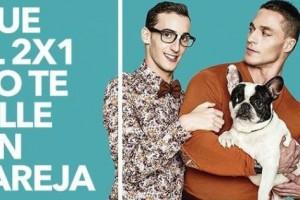 Publicidad gay friendly transgresora para levantar ampollas