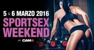 Este fin de semana, shows SPORTSEX en CAM4!!!