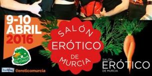 CAM4 os espera en el Salón Erótico de Murcia 2016