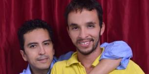 Entrevista con la pareja de latinos gay CAoupleBig