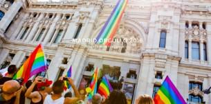 CAM4 de camino al Orgullo Gay de Madrid 2016!
