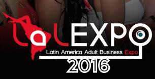 CAM4 Visita Lalexpo 2016 en Cartagena, Colombia
