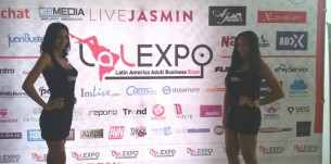 CAM4, disfrutando en LaLexpo 2016 en Cartagena!!!