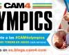 Únete a las CAM4 Sex Olympics: 8 - 28 de Agosto