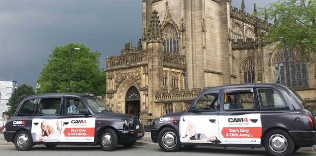 El éxito de CAM4 se mueve en Taxi