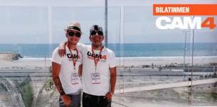 Entrevista con la pareja de latinos Bilatinmen