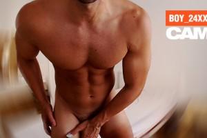 Entrevista al webcammer musculado Boy_24xx