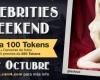 CAM4 CELEBRITIES: Fin de semana temático y concurso de fotos lleno de premios!