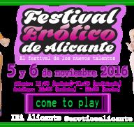 CAM4 os espera en el Festival Erótico de Alicante