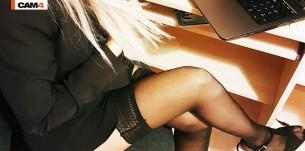 Office Weekend en CAM4: las mejores fotos de Sexo en la Oficina!