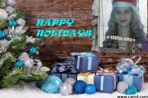 Show Gold y Sorteo de Navidad con Stefycamy – 25 Diciembre!