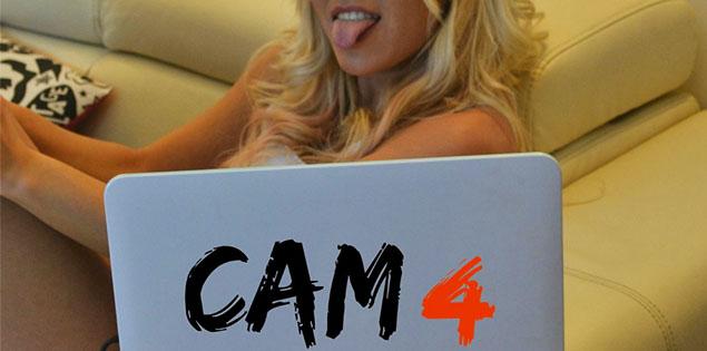 ¿Cómo puedo conseguir aparecer en la portada de CAM4?
