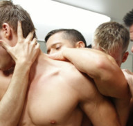 Discoteca gay: ¿quién me da por el culo?