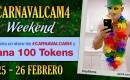 Carnavalcam4 weekend! Ponte sexy en Carnaval y gana 100 tokens!