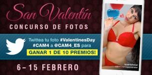 Concurso de fotos San Valentín! 10 premios en juego!