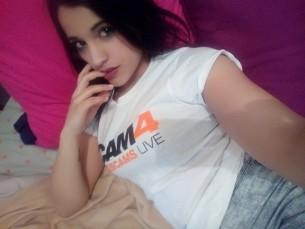 Kiarabala, la chica webcam de la semana de Cam4