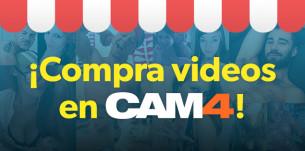 Compra Videos XXX en CAM4! Disfruta con tus modelos cuando quieras!