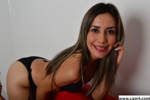 Cloecarter, la chica webcam de la semana en CAM4