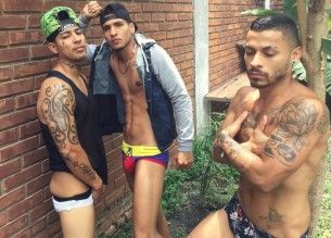 BiLatinMen con CAM4 Gay en LALexpo 2017!