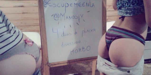 Manosjv y Escupeme, shows lésbicos juntas por primera vez en CAM4!