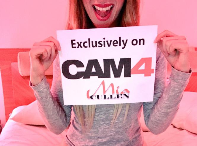 Miacullen, la performance sexy de la semana en CAM4