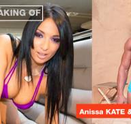 Rodaje porno X en directo con Anissa Kate & Dorian Del Isla