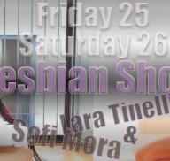 Show lésbico con Lara Tinelli y Sofi Mora – 25 y 26 de Agosto en CAM4!