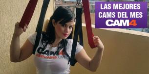 El otoño llega a CAM4… Repasamos las webcams más vistas de Septiembre!